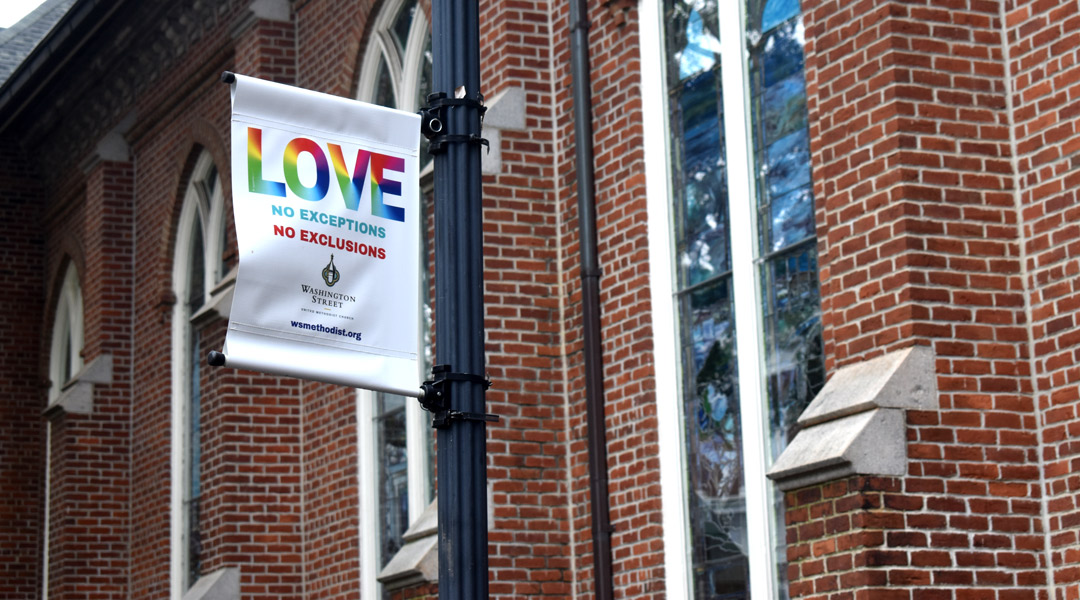 With open hearts, open minds and open doors, downtown church shows LGBTQ acceptance