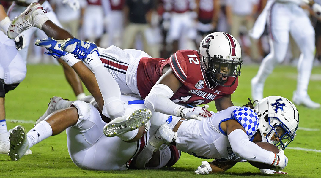 Jaylan Foster selected to Midseason All-America team by Sporting News