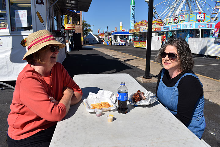 Fine dining and fun times at the South Carolina State Fair