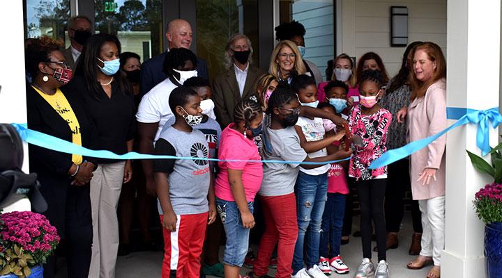 Homeless No More opens new education facility