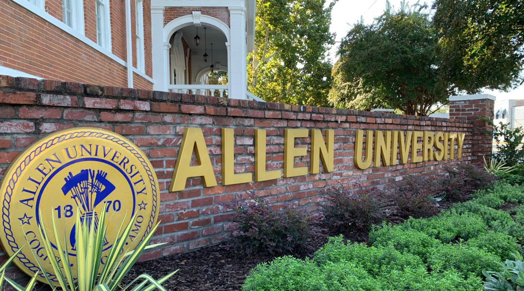 Allen University professor arrested on charges of sexual conduct with a minor