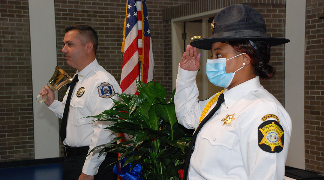 South Carolina Law Enforcement Officers Association honors fallen officers from 2019 and 2020